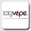 Logo de Icigvape pour la vape et les vapoteurs