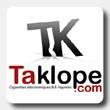 Logo de Taklope pour la vape et les vapoteurs