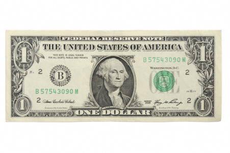 billet 1 dollar #12
