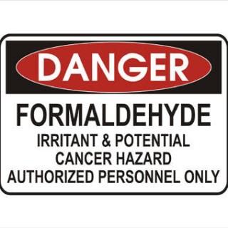 formaldéhyde