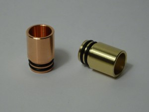 drip tip copper brass M'n Vape