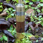 Top Cap Origen Dripper et Drip Tip Brass