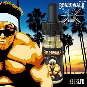E-liquide Boardwalk Vapor Juice Monkey