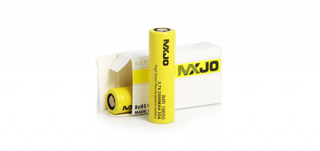 MXJO IMR 2500MAH 35A accus pour mod