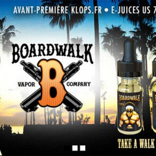 boardwalk vapor e-liquide premium us