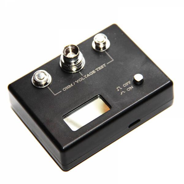 ohmmètre-voltmetre-rechargeable