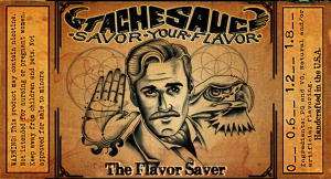 the flavor saver stache sauce e-liquide