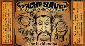 the fu manchu stache sauce e-liquide