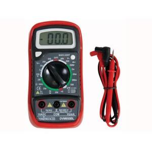 voltmètre pour conductivité des mods