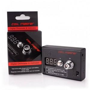 ohmmetre coil master boite