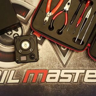coil master 521 tab v2 materiel