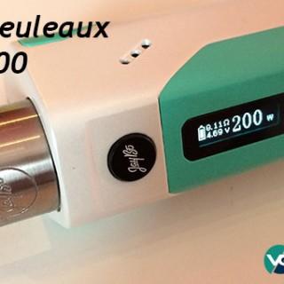 Wismec Reuleaux RX200 une