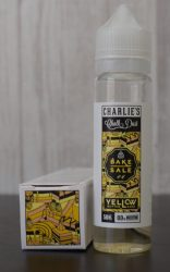 Charlie's Chalk Dust - bake sale yellow butter cake