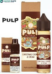 pulp CHRISTMAS COOKIE & CREAM