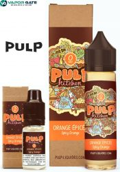 pulp ORANGE EPICEE