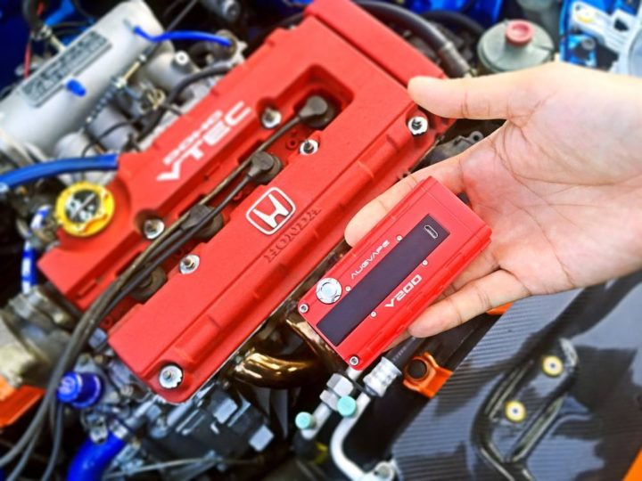 v200 moteur