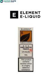 Element honey roasted tobacco